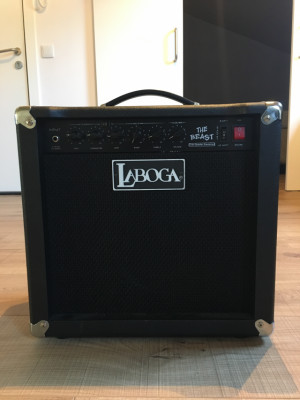 LABOGA THE BEAST 15w combo