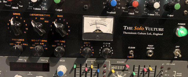 Thermionic Solo Vulture