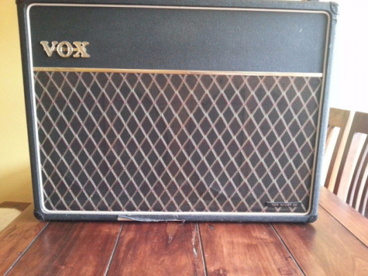 Vox AC30 Top Boost 1965RESERVADA!!!
