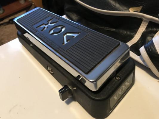 Pedal wah Vox V847