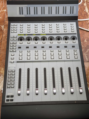 Fader Pack Pro Control