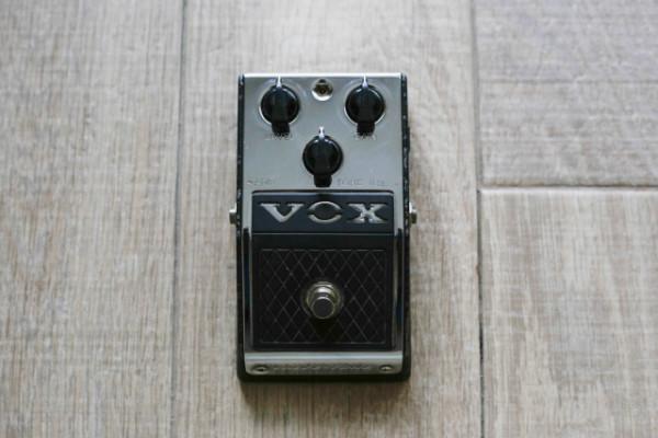 Pedal Overdrive VOX Valvetone V810