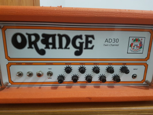 VENDO O CAMBIO ORANGE AD30 TCH