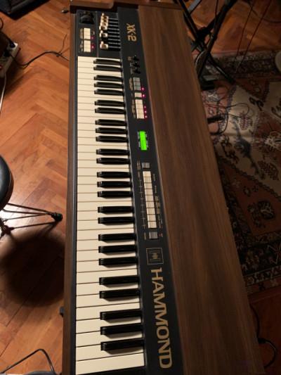 Hammond Xk2