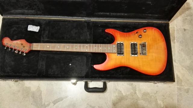 Fender Showmaster 2008