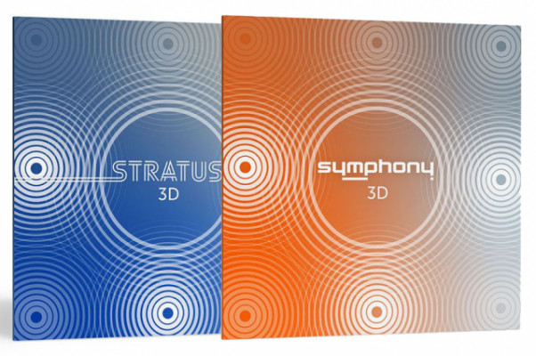iZotope Exponential Audio Symphony 3D + Stratus 3D [Pack]