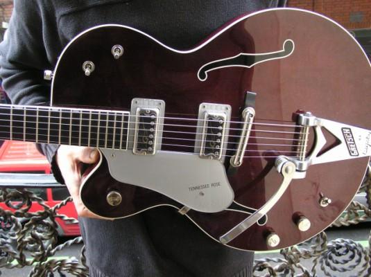 Guitarra electrica Gretsch Tennessee Rose de zurdo,zurda