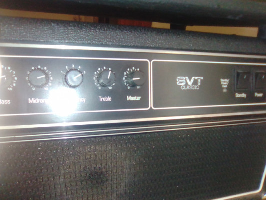 Ampeg SVT CL made in USA