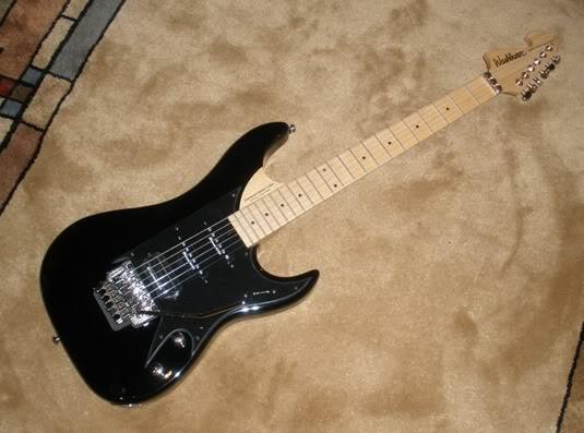 Guitarra Washburn N61 Nuno Bettencourt !!!
