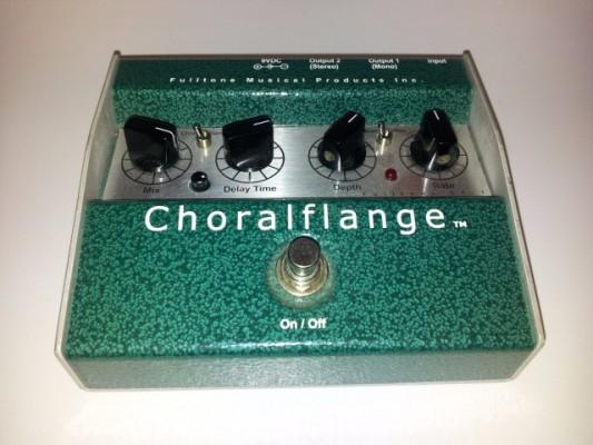 Fulltone Choralflange Pedal Chorus Flanger Vintage Raro