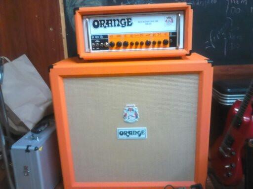 Orange Rockerverb III 100