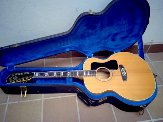 1981 Guild F-412, acústica 12 cuerdas made in Westerly, USA