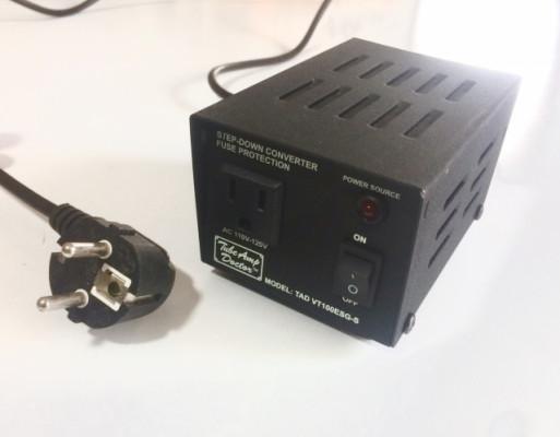 Convertidor de voltaje americano 220v a 110v 120v Tube Amp Doctor