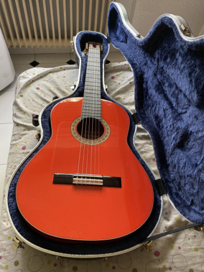 Guitarra Flamenca de Luthier Valeriano Bernal