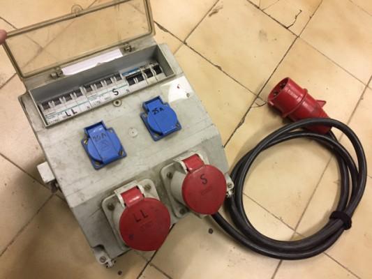 Distribuidor de potencia