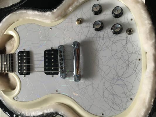 Gibson SG edición limitada