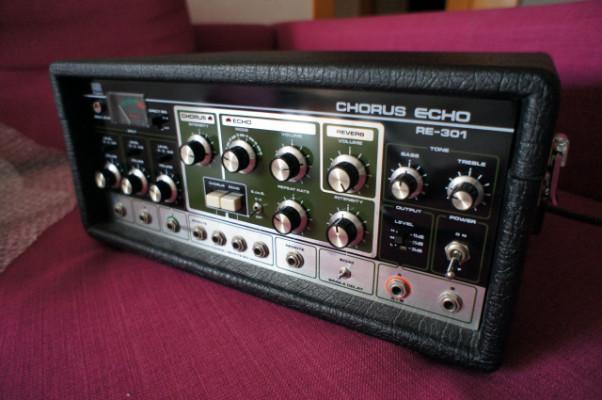 Space Echo Roland Re-301