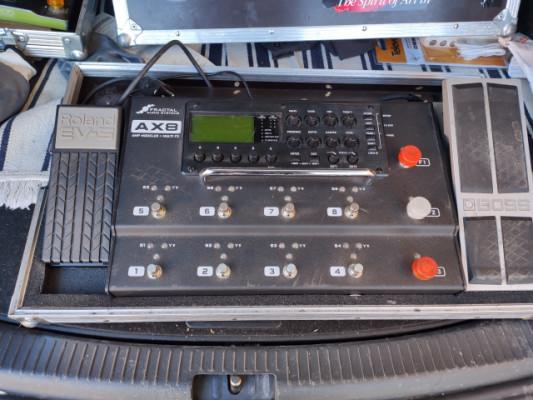 Fractal audio AX8