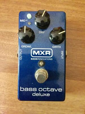 MXR M288 Bass Octave Deluxe pedal de efectos para bajo