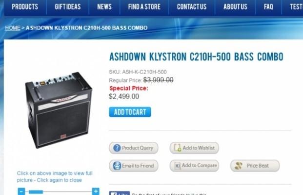 Ashdow Kingston 575w tope gama