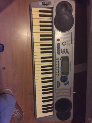 Teclado 5 octavas MIDI