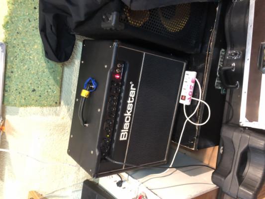 amplificador de valvulas blackstar ht soloist 60