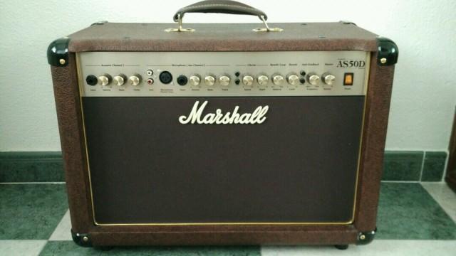Marshall ASD50