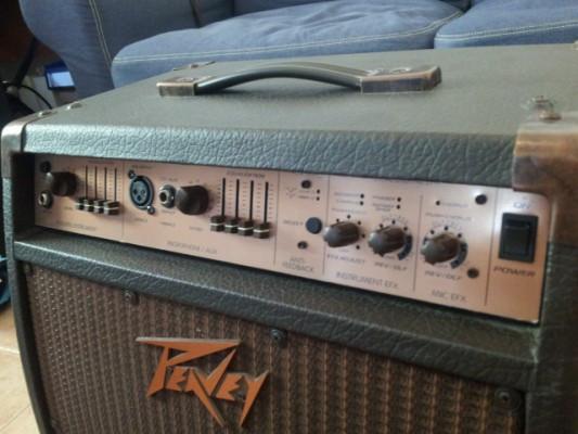 Peavy Acoustic 110EFX USA cambio por atenuador o pantalla