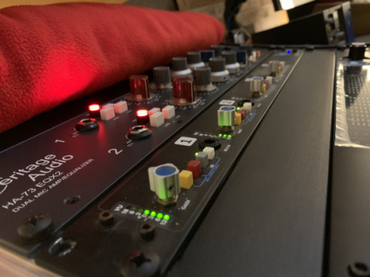 Universal Audio, API, Adam, Drawmer, TC Electronic...