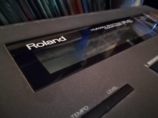 Caja de ritmos Roland R8