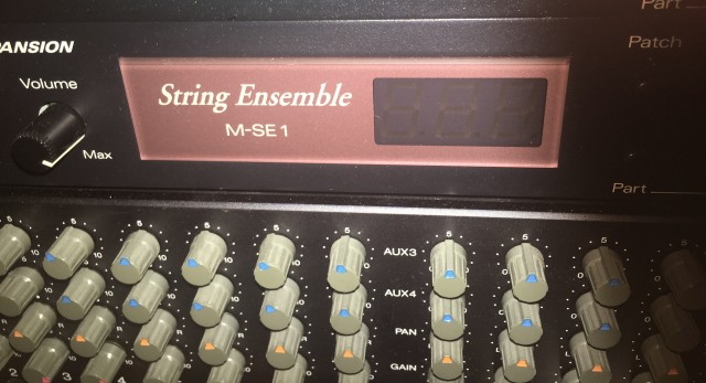 Roland MVS-1 y Roland MSE-1