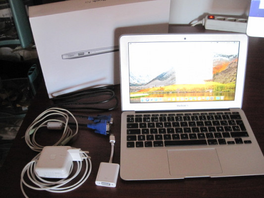 "Macbook Air 11"" USB 3.0"
