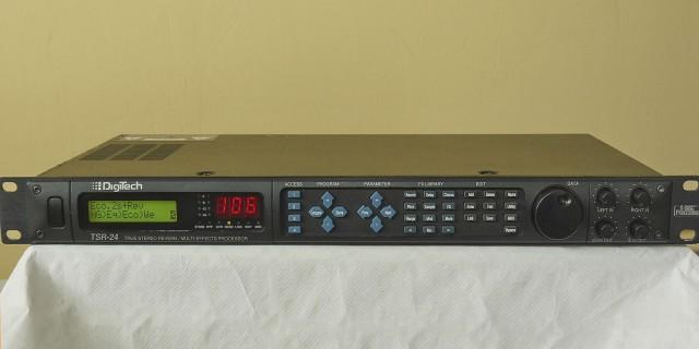 Multiefectos Digitech TSR-24