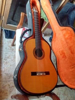 o cambio Guitarra flamenca Valeriano Bernal Rio3p