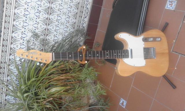 guitarra Tokai breezy sound Telecaster