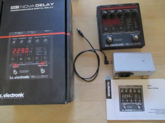 NOVA DELAY ND-1  tc electronic