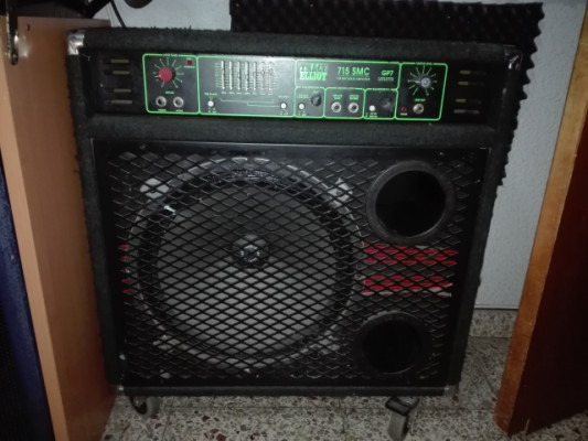 AMPLI DE BAJO TRACE ELLIOT 150W