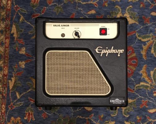 Epiphone Valve Junior combo 5w ampli válvulas