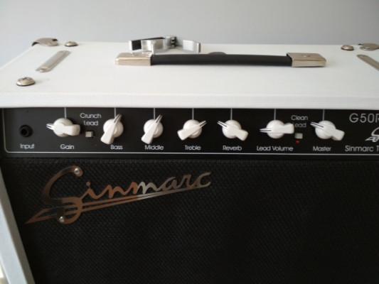Amplificador Sinmarc + Flightcase