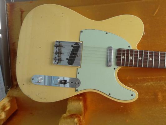 Fender 1960 Custom Telecaster Relic // Reservada