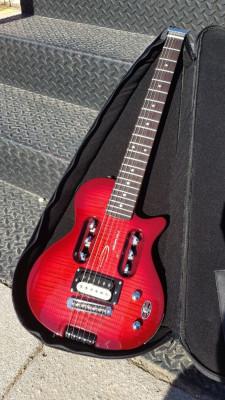 Guitarra eléctrica de viaje Traveler Guitar EG-1