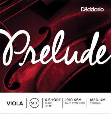 Cuerda viola J910 Prelude Escala Extra-Corta M