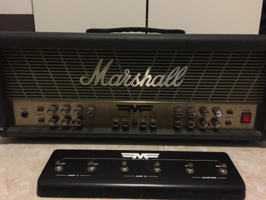 Cabezal, amplificador de guitarra Marshall Mode Four MF350