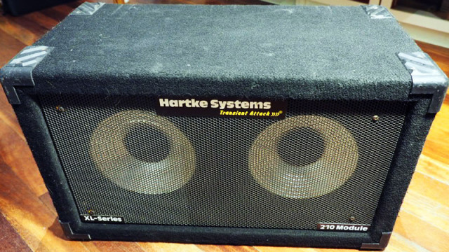 Hartke Systems XLseries 210