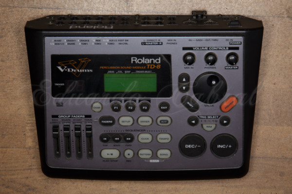 Roland TD-8