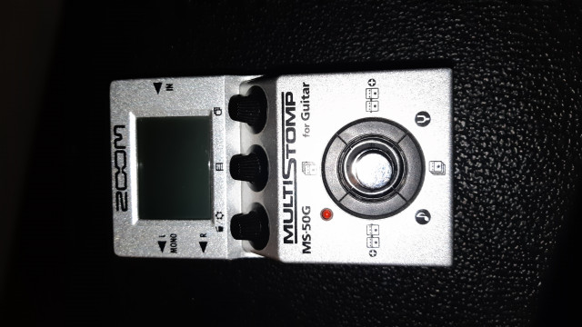 PEDAL ZOOM MS-50G RESERVADO