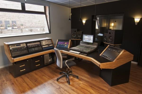 Vendo mobiliario tecnico para estudios de grabacion en - Muebles para estudio de grabacion ...