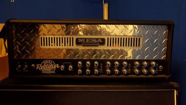 Mesa Boogie Dual Rectifier ¡¡Reservado!!