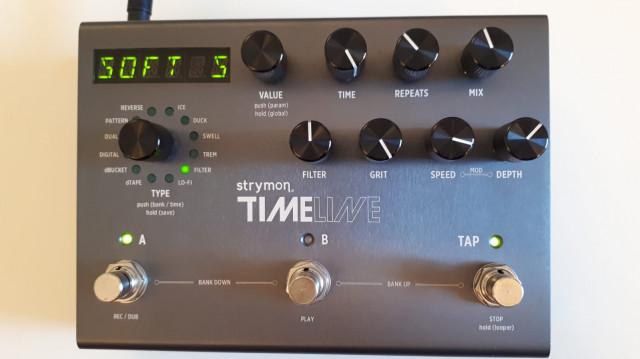 Strymon Timeline (ENVÍO INCLUIDO)