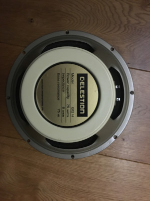 Celestion Creamback G12H 8ohm Made in England